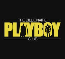 The Billionaire Playboy Club by warbucks360