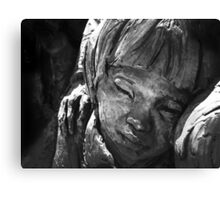 WWII Memorial to Japanese Held in Internment Camps Canvas Print