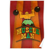 Muscle Man Poster