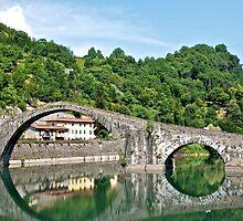 Devil's Bridge by Gabriele Giorgetti