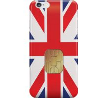 British Flag Smart Card iPod /  iPhone 5 Case / iPhone 4 Case  iPhone Case/Skin