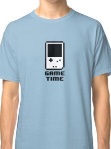Game Time - 8-bit Style Classic T-Shirt
