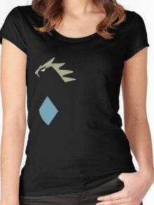 Tyranitar! Women's Fitted Scoop T-Shirt