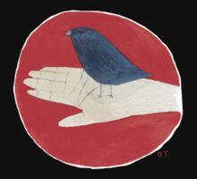 Bird One Piece - Short Sleeve