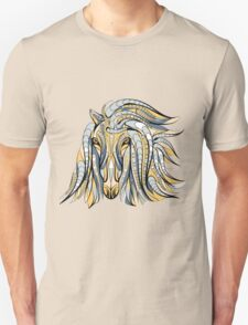 Colorful Tribal Horse T-Shirt