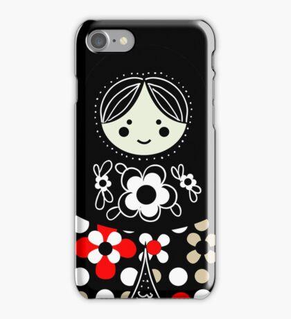Babushka Matryoshka  Russian Doll iPod /  iPhone 5 Case / iPhone 4 Case  iPhone Case/Skin