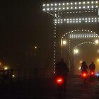 Amsterdam, Skinny bridge by Pim Kops