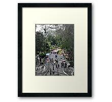 Penang Hill Framed Print