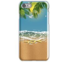 Two Starfish On The Beach iPod / iPhone 4  / iPhone 5 Case / Samsung Galaxy Cases  iPhone Case/Skin