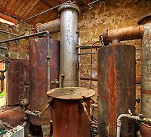 Boiler Room 2 - Old Geelong Tannery by Hans Kawitzki