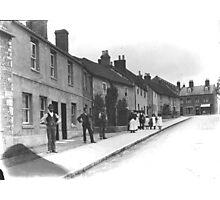 Hilperton, near Trowbridge, Wiltshire Photographic Print