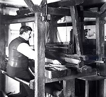 Weaver's workshop, Trowbridge, Wiltshire by Trowbridge  Museum
