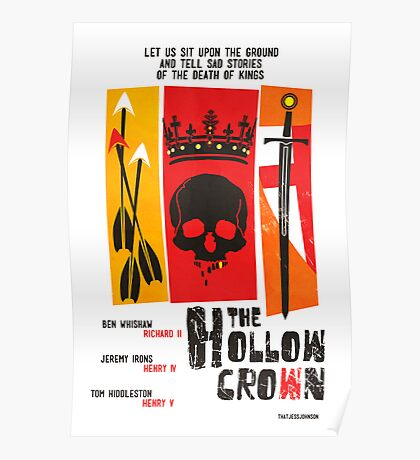 The Hollow Crown (Color Variant 2) Poster