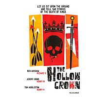 The Hollow Crown (Color Variant 2) Photographic Print