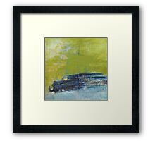 swept away Framed Print