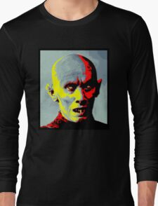 Psychedelic Barlow Long Sleeve T-Shirt