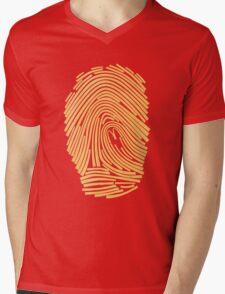 Corporate Identity Mens V-Neck T-Shirt