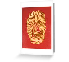Corporate Identity Greeting Card