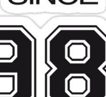 Since 1987 Sticker