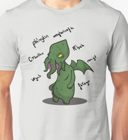 The call of the Cthulhu Unisex T-Shirt