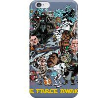 The Farce Awakens iPhone Case/Skin
