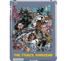 The Farce Awakens iPad Case/Skin