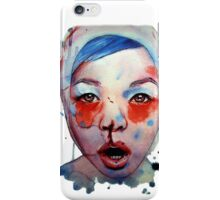 Red, White & May iPhone Case/Skin