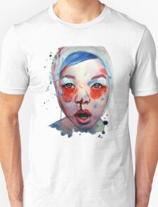 Red, White & May Unisex T-Shirt
