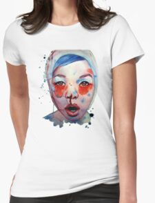 Red, White & May Womens Fitted T-Shirt
