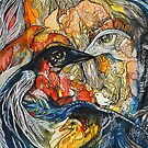 Birds. Love poem by Tatjana Larina