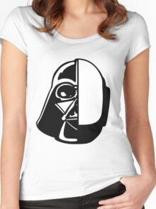 DAFT VADOR Women's Fitted Scoop T-Shirt