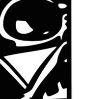 DAFT VADOR Sticker