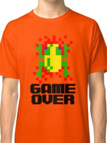 Frogger - Game Over Classic T-Shirt