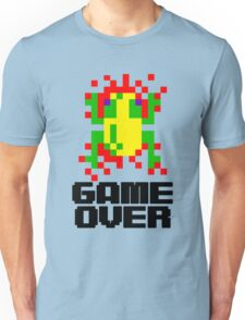 Frogger - Game Over Unisex T-Shirt