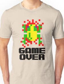 Frogger - Game Over Unisex T-Shirt
