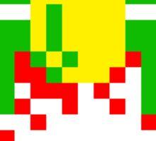 Frogger - Game Over Sticker