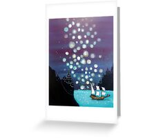 I Think Your Ship is Coming In Greeting Card