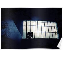 Abandoned Blue #11 Poster