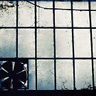 Abandoned Blue #14 by Daniele Porceddu