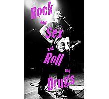 Rock Sex Photographic Print