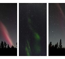 Aurora Borealis (sequence) by zumi