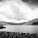 Long Exposure, The Megget  Reservoir, Scottish Borders by Iain MacLean