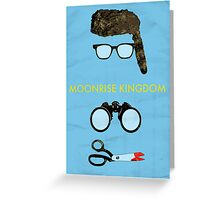 Moonrise Kingdom Greeting Card