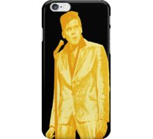 Billy Fury GOLD iPhone Case/Skin