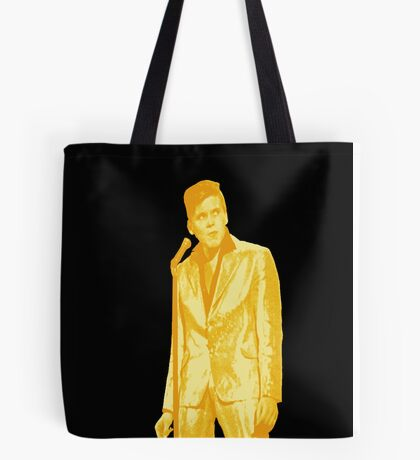 Billy Fury GOLD Tote Bag