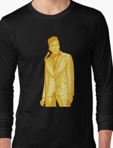 Billy Fury GOLD Long Sleeve T-Shirt