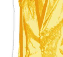 Billy Fury GOLD Sticker