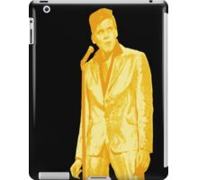 Billy Fury GOLD iPad Case/Skin