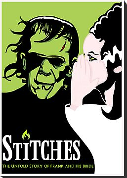 Stitches by Joshua Steele