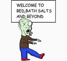 Bath salt zombie Unisex T-Shirt